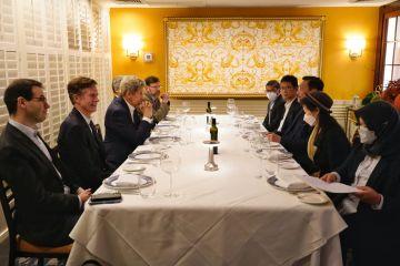 Luhut bahas isu lingkungan hingga investasi dalam kunjungan ke AS
