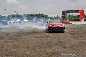"Impresi ""nge-drift"" Toyota GR Yaris"