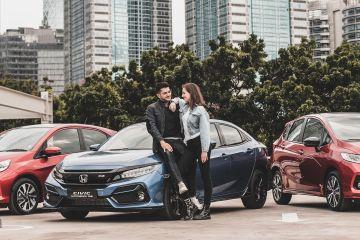 "Honda angkat tema ""Amplifying Joy"" di GIIAS 2021"