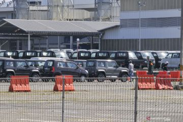 Suzuki Indonesia diretas, pabrik sempat terhenti dua hari