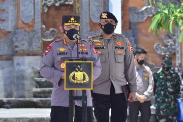 Kapolri ingatkan SOP penerimaan wisman di Bali tidak boleh kecolongan