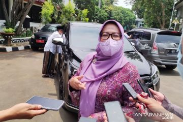 Vaksinasi di Kabupaten Bogor terbanyak meski persentasenya terendah