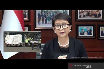 Indonesia terima 684.400 dosis vaksin COVID-19 dari Selandia Baru