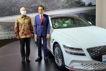 Genesis G80 mobil operasional delegasi VIP KTT G20 Bali