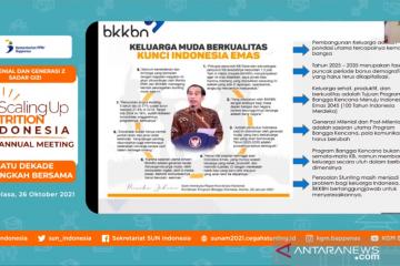 BKKBN: Keluarga berkualitas kunci sukses Indonesia Emas 2045