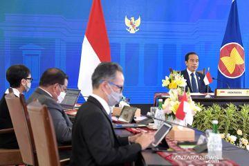 Presiden Jokowi dorong kerja sama infrastruktur ASEAN-Jepang berlanjut