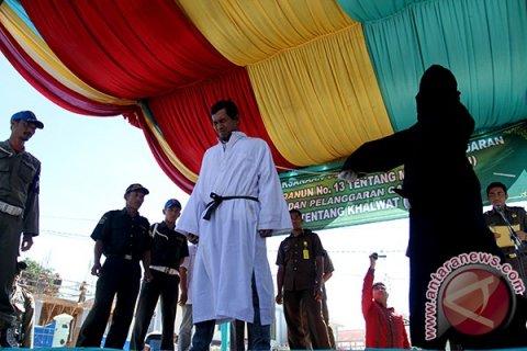 Hukum Cambuk di Aceh