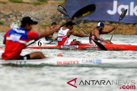 Kayak Sprint Semifinal Tunggal Putra 200 Meter