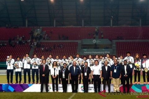 Medali Emas Sepak Bola Wanita