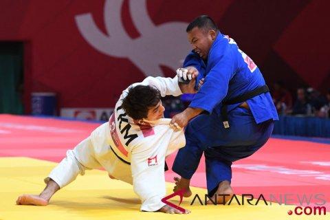 Judo - Indonesia VS Turkmenistan