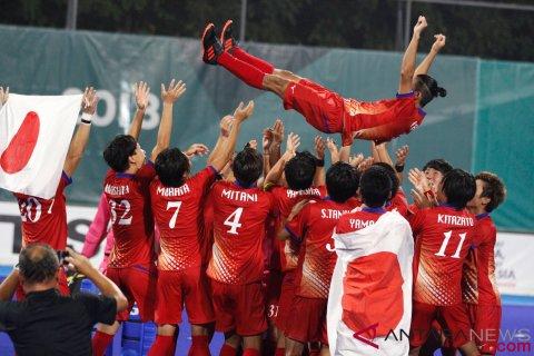 Final Hoki Putra, asian games