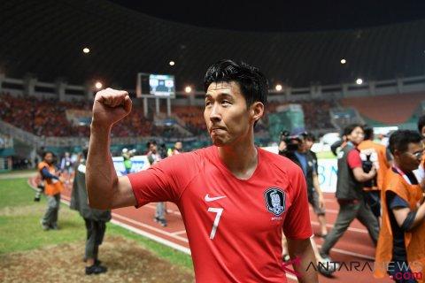 Sepak Bola Final Korea Selatan Vs Jepang