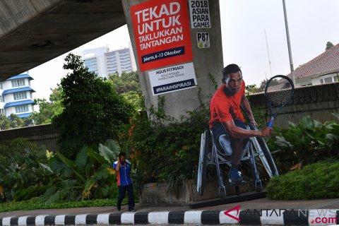 Jelang Asian Para Games