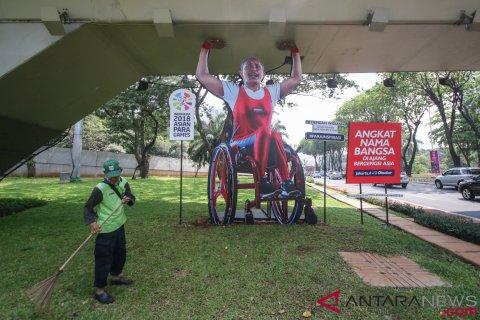 Sosialisasi Asian Para Games 2018