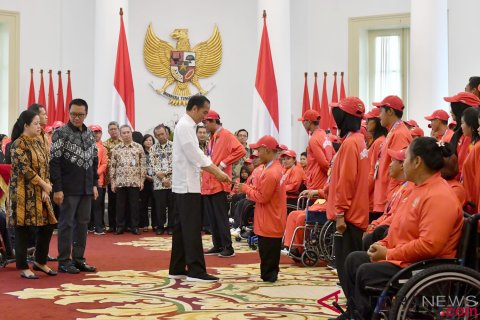 Indonesia kelima, 11 negara pulang tanpa medali
