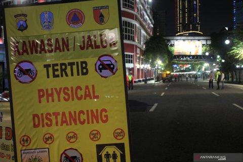 Kawasan Tertib Physical Distancing
