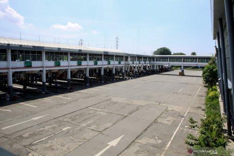 Jumlah penumpang Terminal Bungurasih menurun