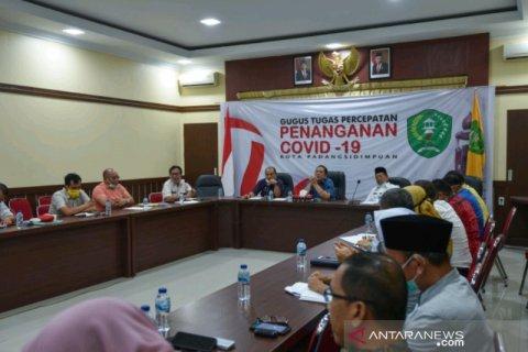 Wali Kota: Padangsidimpuan tetap darurat COVID-19
