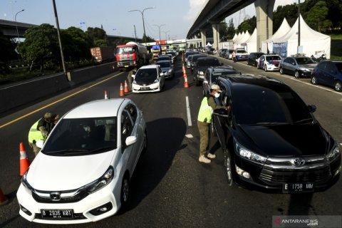 Dalam enam hari, Polda Metro Jaya tindak 21.084 kendaraan tanpa SIKM