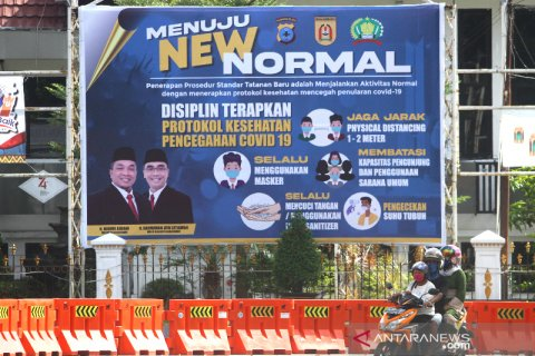 Kota Banjarbaru Bersiap Menuju Normal Baru