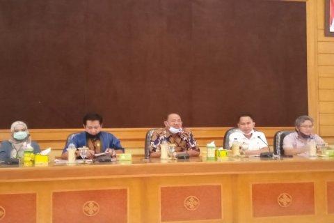 DPRD Sumut kunker terkait pengawasan proyek ke Langlat