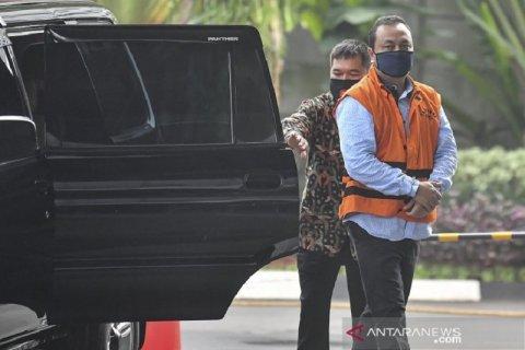Pemeriksaan mantan pimpinan DPRD Jambi