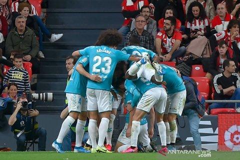 Gagal jaga keunggulan, Celta Vigo tersungkur di kandang Osasuna