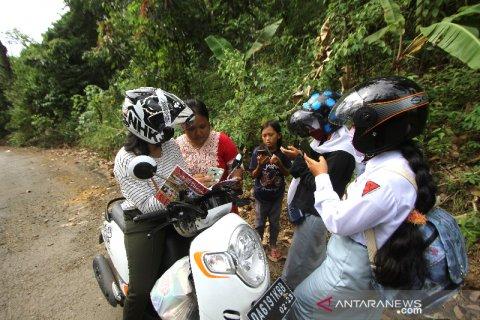 Siswa Kesulitan Akses Internet di Kabupaten Tapin