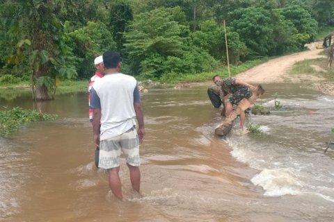BMKG : hujan masih terjadi di sejumlah wilayah Malut