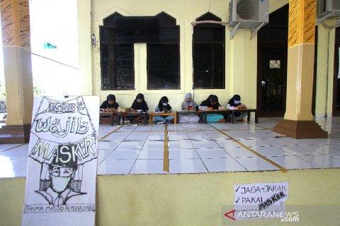 Pengurus Masjid Sediakan Akses Internet Gratis
