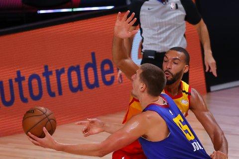 Nikola Jokic dan Jamal Murray komandoi Nuggets jegal Jazz lewat dua overtime