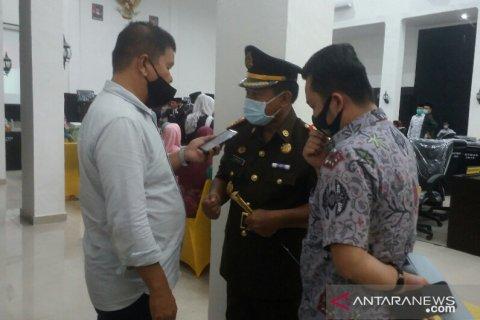 Tersangka kasus dugaan korupsi APBDes di Labura belum ditetapkan