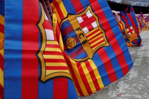 Seorang pemain Barcelona  dinyatakan positif COVID-19