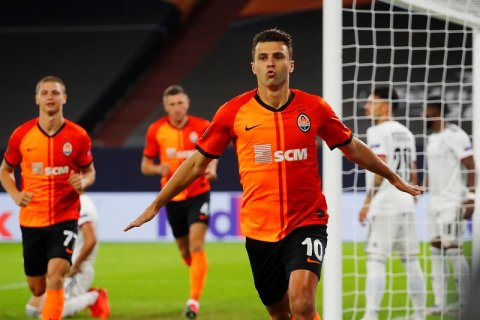 Mulus lewati Basel, Shakhtar Donetsk tantang Inter di semi final