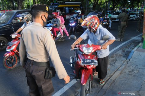 Operasi Yustisi Penegakan Disiplin Protokol Kesehatan