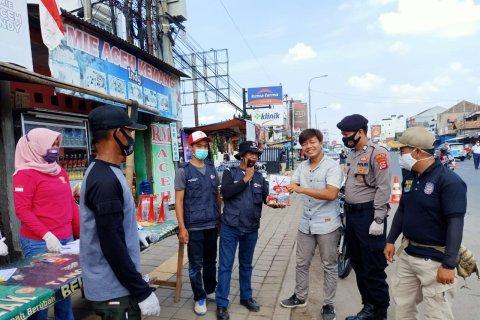 1.868 orang pelanggar disiplin kena sanksi operasi yustisi di Banten