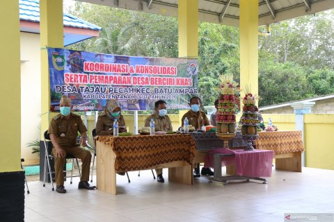 Tanah Laut's IDM rank second in South Kalimantan