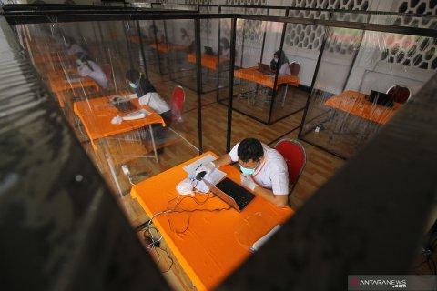 Ujian SKB CPNS Surabaya