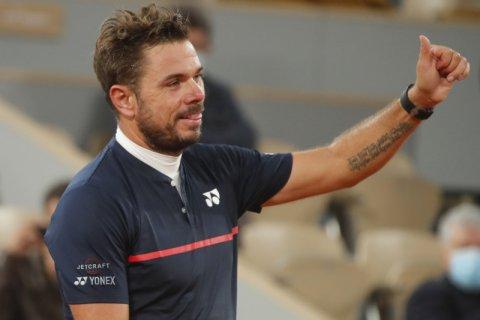 Prancis Terbuka: Wawrinka singkirkan Murray di babak pertama