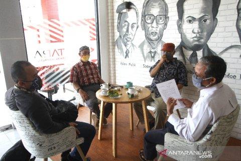 Kunjungan Komisioner KPU Daerah Kotabaru