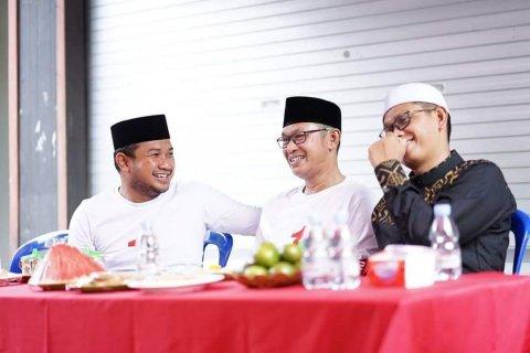 Kampanye Calon Wakil Bupati M Alpiya Rakhman