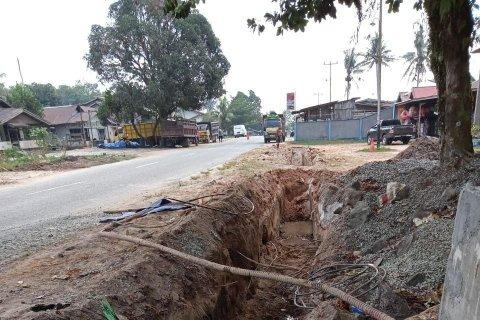 Telkom gerak cepat tangani kabel optik yang putus terkena excavator