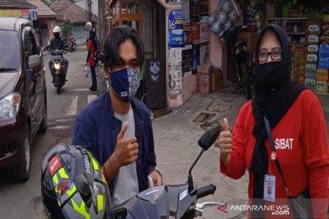 SIBAT PMI aktif edukasi pentingnya gunakan masker