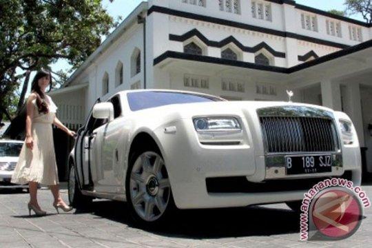 Roll Royce Ghost