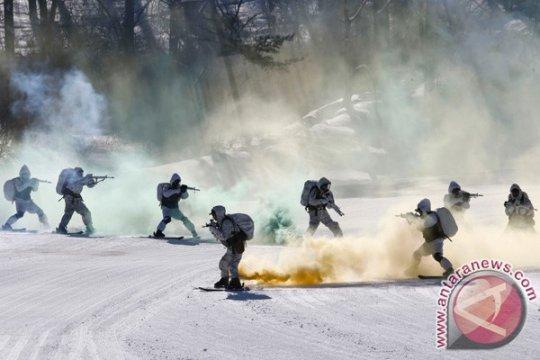 Korsel dan AS perkecil  latihan militer saat pandemi