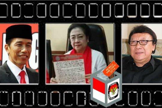 Megawati Ajak Parpol Kedepankan Etika Politik