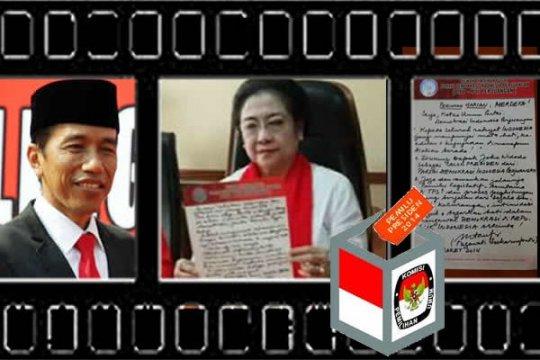 Mega: Jokowi Harus Mengabdi demi Kesejahteraan Rakyat