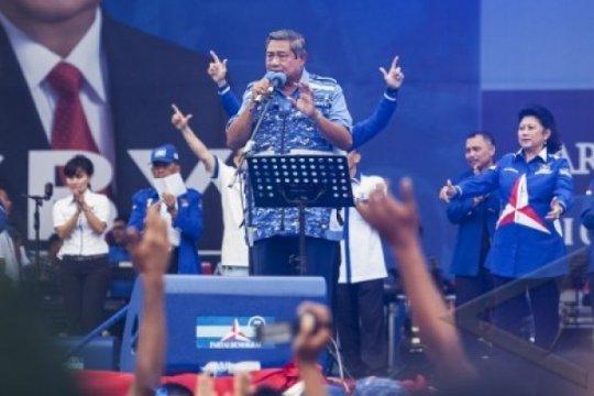 SBY Mencoblos di TPS Nanggrak
