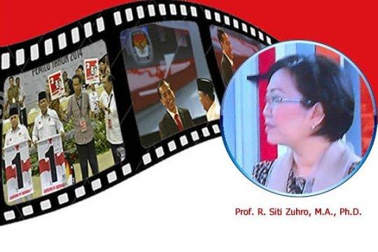 Pertemuan Jokowi-Prabowo Turunkan Suhu Politik