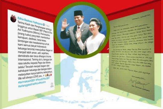 Surat Ibas dan Agus SBY